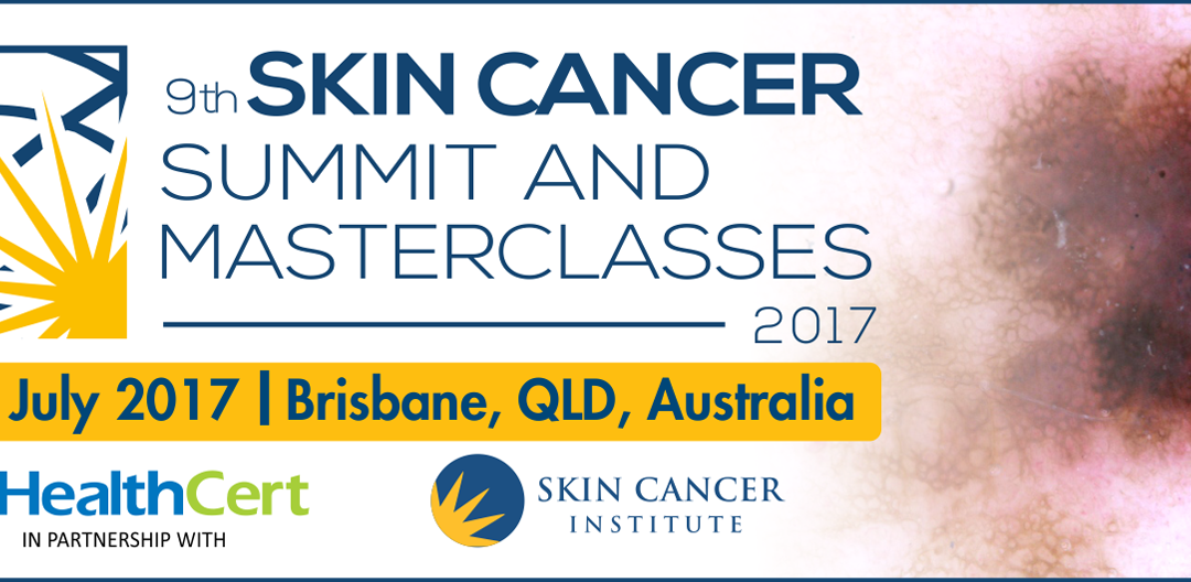 2017 Skin Cancer Summit and Masterclasses
